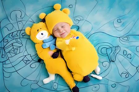 儿童生长发育参照标准表 - 宝宝生长发育指标 - 婴儿身高标准 - 婴儿体重标准 - 婴儿头围标准