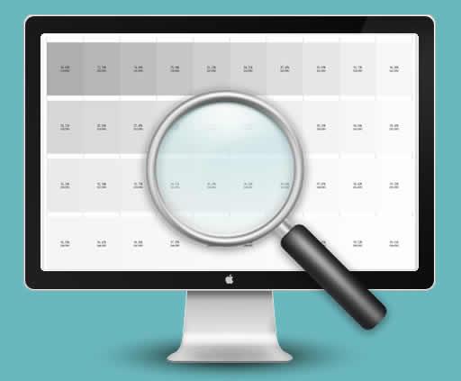 在线屏幕测试 - 屏幕检测 - 显示器检测 - 屏幕坏点检测工具 - 显示器的测试工具